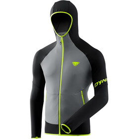 Dynafit Transalper Light Polartec Sudadera Capucha Hombre, black out